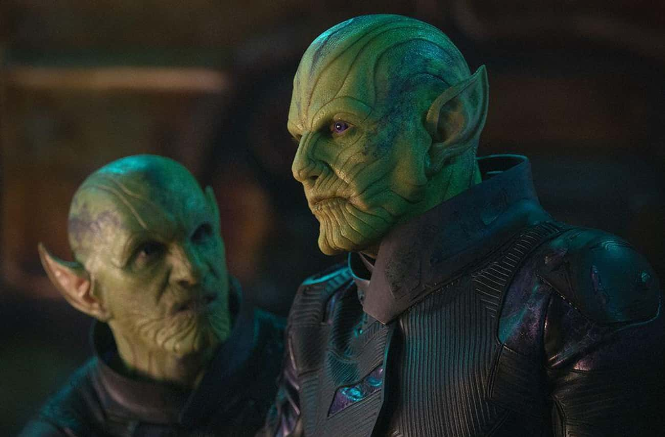 Talos's Daughter Will Grow Up To Be Veranke, The Skrull Queen Behind 'Secret Invasion'