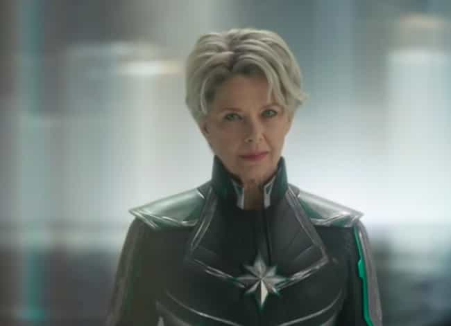 Carol Danvers Will Wipe ... is listed (or ranked) 4 on the list Post-'Captain Marvel' Fan Theories About The Future Of The MCU