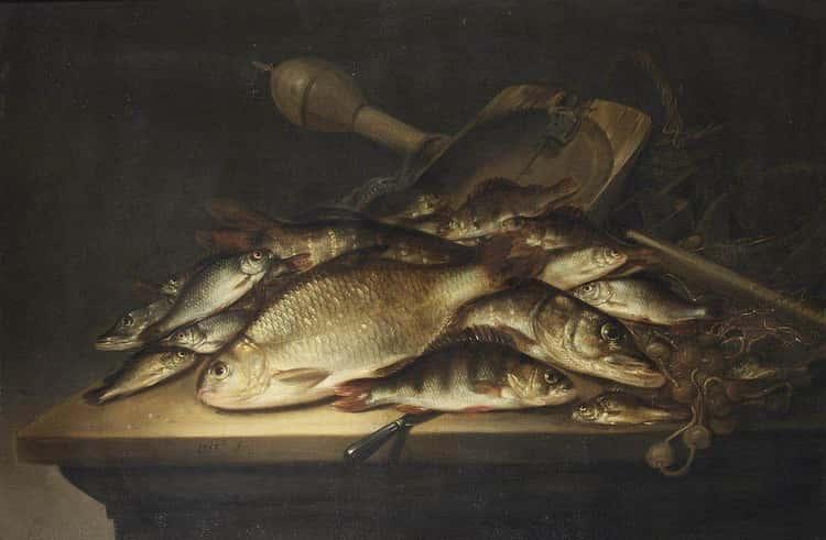 Washington Enjoyed Eating Fish Whenever He Had The Chance