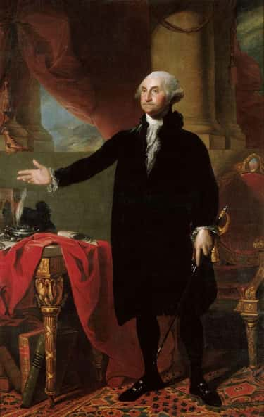 Washington Always Insisted He Had Simple And Modest Tastes