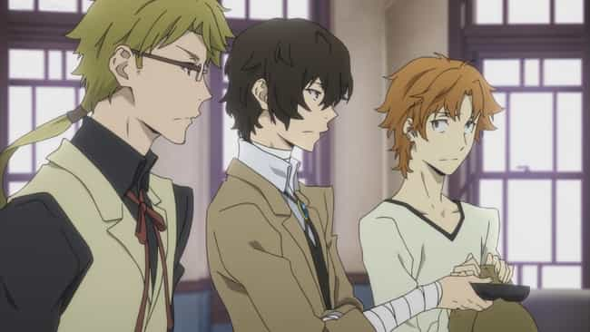 Bungou Stray Dogs: Season Thre... is listed (or ranked) 4 on the list Spring 2019 Anime: Here Are The Series You Should Be Hyped About