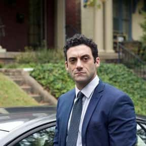 Dante Allen is listed (or ranked) 19 on the list The Best Characters On 'Homeland'