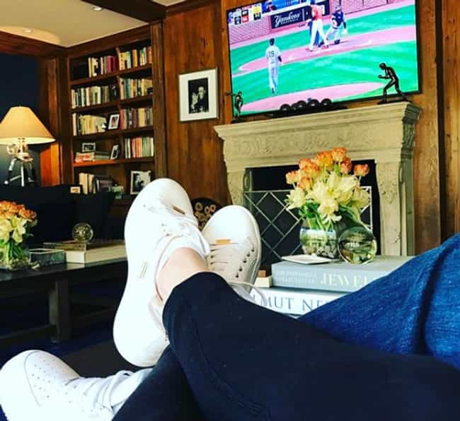 April 2017: Lopez Instagrams T... is listed (or ranked) 4 on the list A Complete Timeline Of J. Lo And A. Rod's Relationship