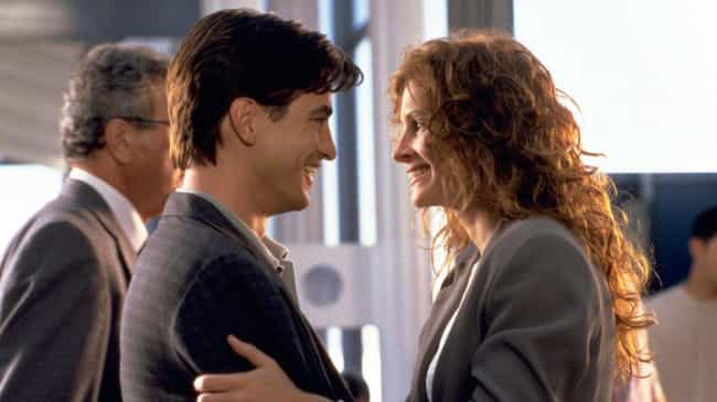 Michael O'Neal is listed (or ranked) 2 on the list All The Love Interests In Julia Roberts Movies, Ranked