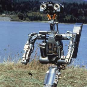 number 5 short circuit is listed (or ranked) 13 on the list The Cutest Robots In Movies And TV, Ranked