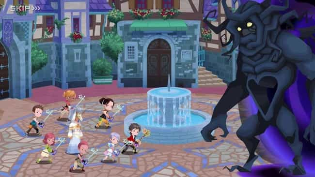 Kingdom Hearts Union χ is listed (or ranked) 1 on the list A Complete Timeline Of Every 'Kingdom Hearts' Game