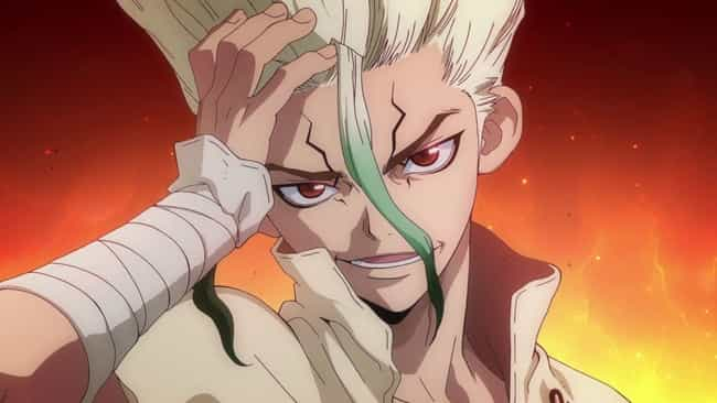 Dr. Stone is listed (or ranked) 4 on the list Summer 2019 Anime: Here Are The Series You Should Be Hyped About
