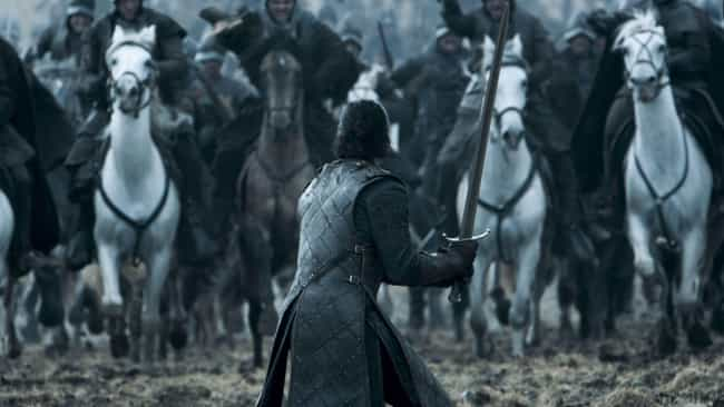 Battle Of The Bastards (S6, E9... is listed (or ranked) 1 on the list These Are The Only 'Game Of Thrones' Episodes You Need To Watch To Prepare For Season 8