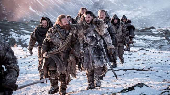Beyond The Wall (S7, E6) is listed (or ranked) 2 on the list These Are The Only 'Game Of Thrones' Episodes You Need To Watch To Prepare For Season 8