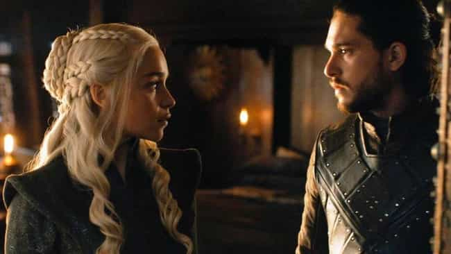 The Dragon And The Wolf (S7, E... is listed (or ranked) 3 on the list These Are The Only 'Game Of Thrones' Episodes You Need To Watch To Prepare For Season 8