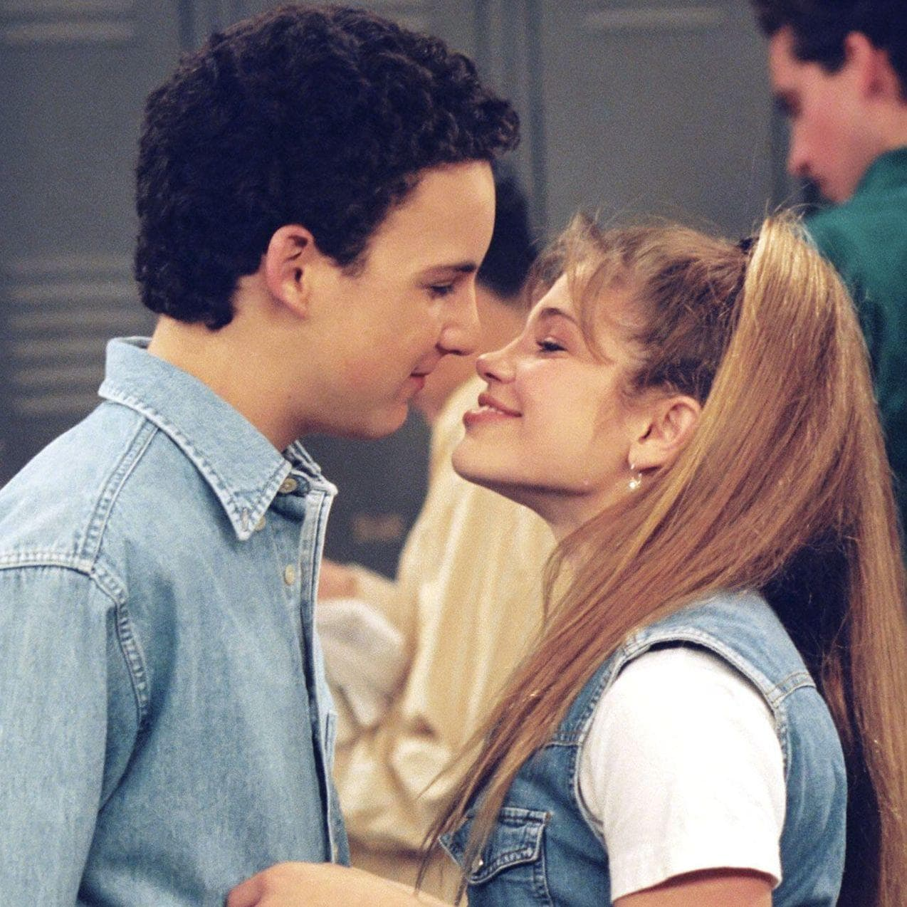Random Best TVCouples From The '90s