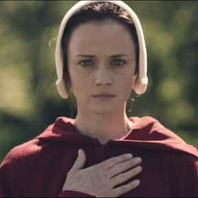 Emily is listed (or ranked) 1 on the list The Best Characters On 'The Handmaid's Tale'