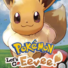Pokemon: Let's Go, Eevee! is listed (or ranked) 16 on the list The Best Switch Games For Couples