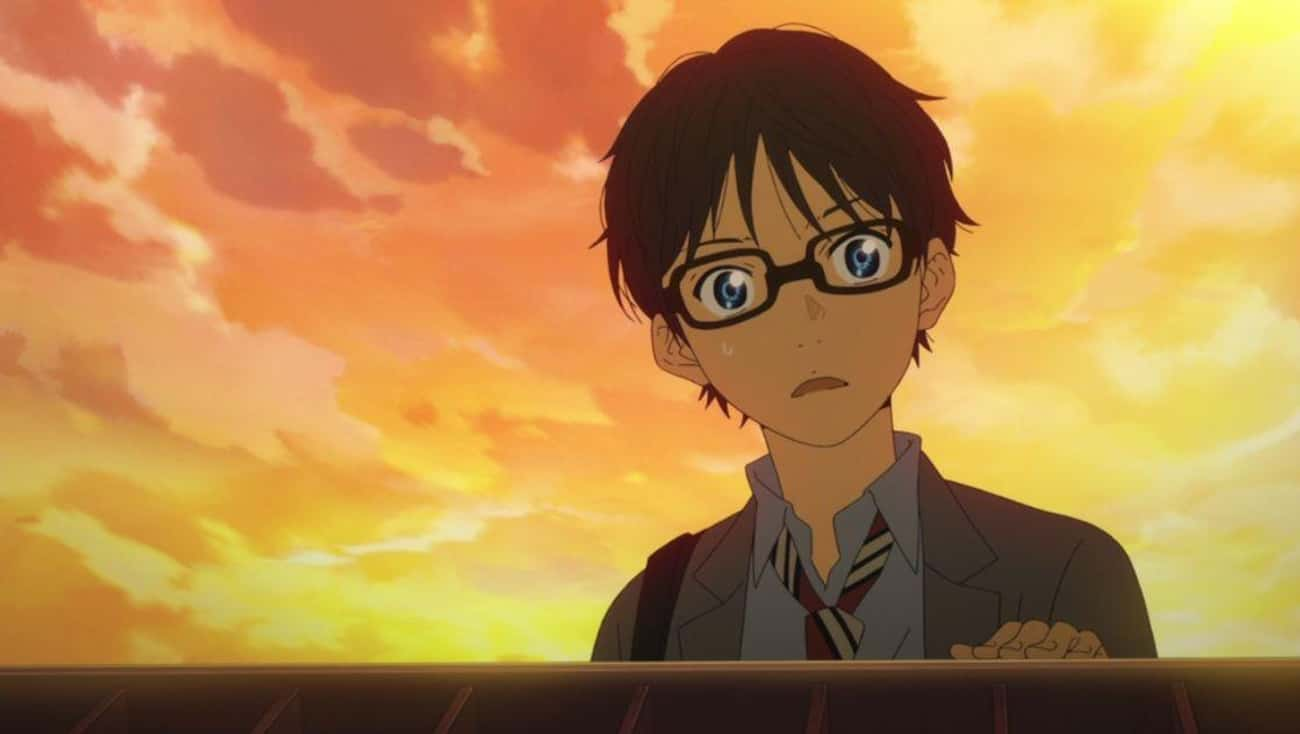 Kousei Arima - Your Lie In Apr is listed (or ranked) 4 on the list The 20 Best Aries Anime Characters Born March 21 - April 19