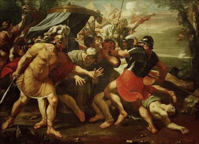 You Pointed Out The Tyrannical... is listed (or ranked) 4 on the list How Would You Die In The Infighting And Backstabbing Of The Early Roman Empire?
