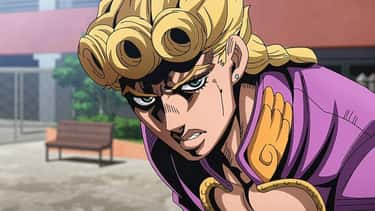 Giorno Giovanna - JoJo's Bizar is listed (or ranked) 5 on the list The 20 Best Aries Anime Characters Born March 21 - April 19