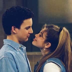 Cory & Topanga is listed (or ranked) 2 on the list The Best Teen TV Couples Of All Time