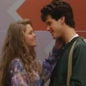 D.J. & Steve is listed (or ranked) 9 on the list The Best Teen TV Couples Of All Time