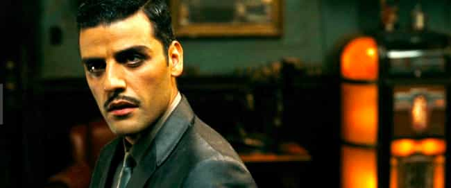 Oscar Isaac And Charlize Thero... is listed (or ranked) 3 on the list Everything We Know About The 2019 Animated 'Addams Family' Movie