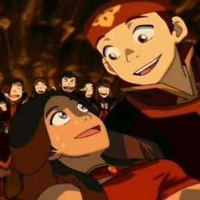 Aang & Katara is listed (or ranked) 9 on the list The Greatest Cartoon Couples In TV History