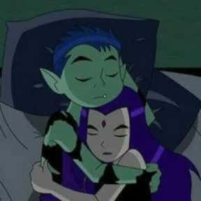 Beast Boy & Raven is listed (or ranked) 2 on the list The Greatest Cartoon Couples In TV History