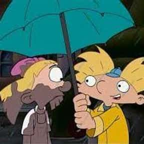 Arnold & Helga is listed (or ranked) 18 on the list The Greatest Cartoon Couples In TV History