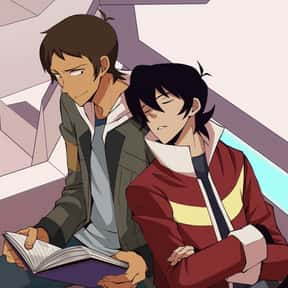 Keith & Lance is listed (or ranked) 25 on the list The Greatest Cartoon Couples In TV History