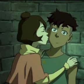 Kai & Jinora is listed (or ranked) 19 on the list The Greatest Cartoon Couples In TV History