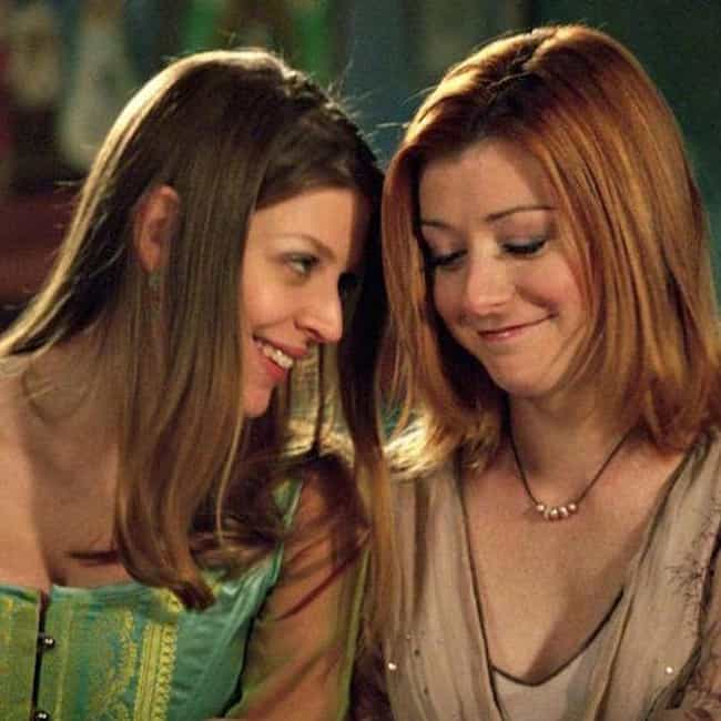 Willow & Tara is listed (or ranked) 4 on the list The 50+ Best LGBTQ+ Couples In TV History