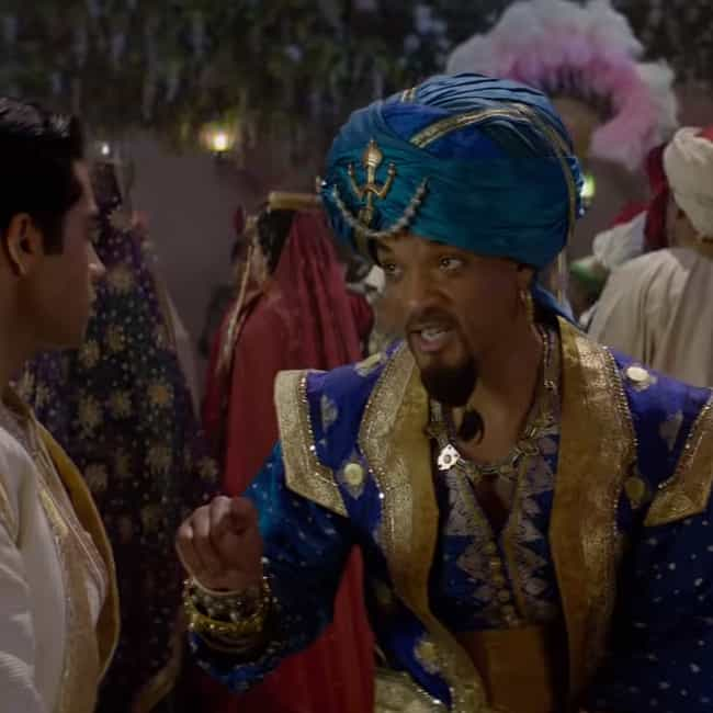 On The Inside is listed (or ranked) 2 on the list The Best 'Aladdin' (2019) Movie Quotes
