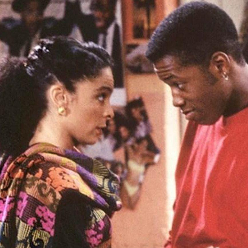 Random Best Black Couples In TV History