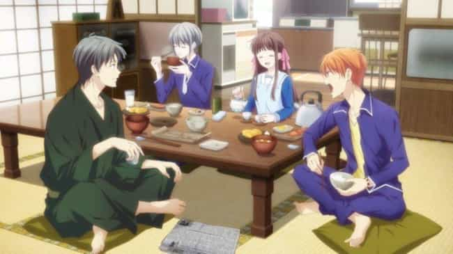 Fruits Basket (2019) is listed (or ranked) 1 on the list 13 New Slice of Life Anime Coming In 2019