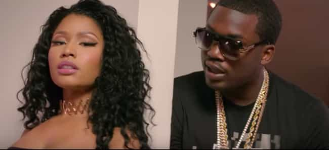 Nicki Minaj and Meek Mill is listed (or ranked) 5 on the list The Best Rapper Couples In Hip Hop