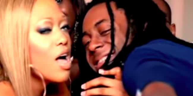 Trina and Lil Wayne is listed (or ranked) 6 on the list The Best Rapper Couples In Hip Hop