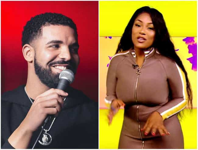 Drake and Stefflon Don is listed (or ranked) 7 on the list The Best Rapper Couples In Hip Hop