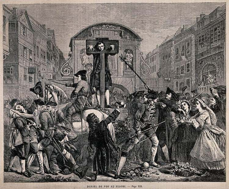 Crowds Were Meant To Play An Important Role In Taunting The Offender