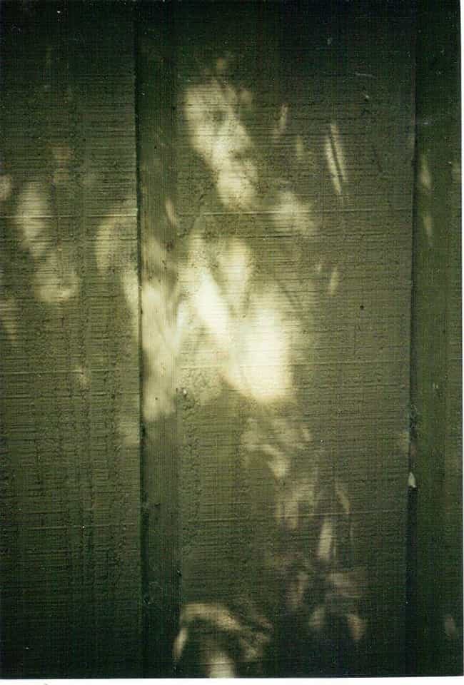 The Shadow Of A Ghost  is listed (or ranked) 4 on the list The Scariest Pareidolia Photos From The Internet