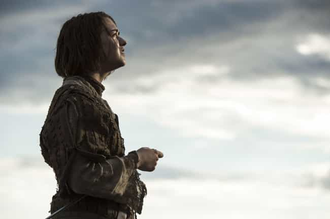 Arya Sails Off For Braavos And... is listed (or ranked) 1 on the list Everything From 'Game Of Thrones' Season 4 You Need To Remember Before The Final Season