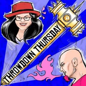 Throwdown Thursday is listed (or ranked) 5 on the list The Best Podcasts for Nerds