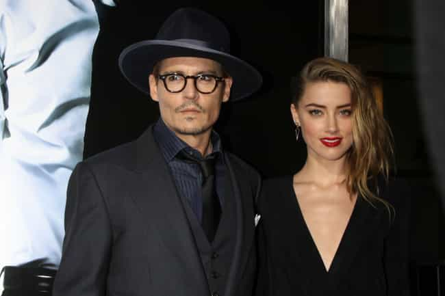 May 2014: Alleged Text Message... is listed (or ranked) 1 on the list A Complete Timeline Of The Legal Battle Between Johnny Depp And Amber Heard