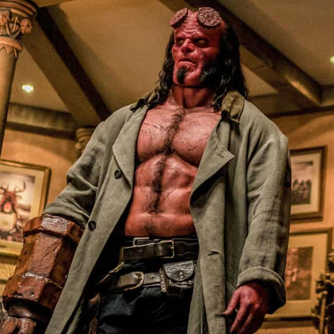 Some Dads is listed (or ranked) 1 on the list The Very Best Quotes From 'Hellboy' (2019)