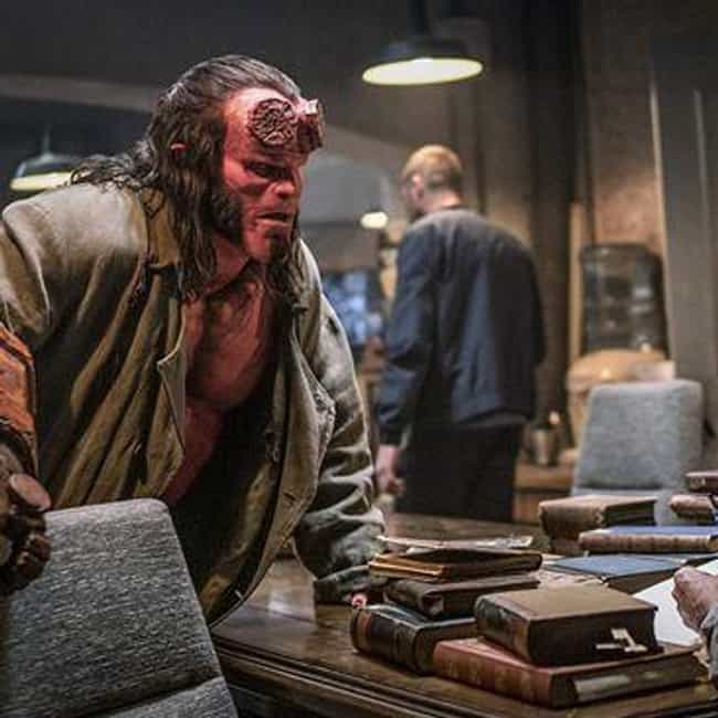 You Take Me In is listed (or ranked) 4 on the list The Very Best Quotes From 'Hellboy' (2019)