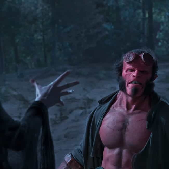 Relatable is listed (or ranked) 2 on the list The Very Best Quotes From 'Hellboy' (2019)