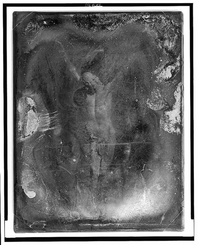 The Crucifix is listed (or ranked) 2 on the list Haunting Damaged Daguerreotypes From The Early Days Of Photography