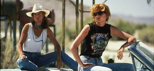 The Screenwriter, Who Won An O... is listed (or ranked) 1 on the list Behind-The-Scenes Stories From The Making Of 'Thelma & Louise'