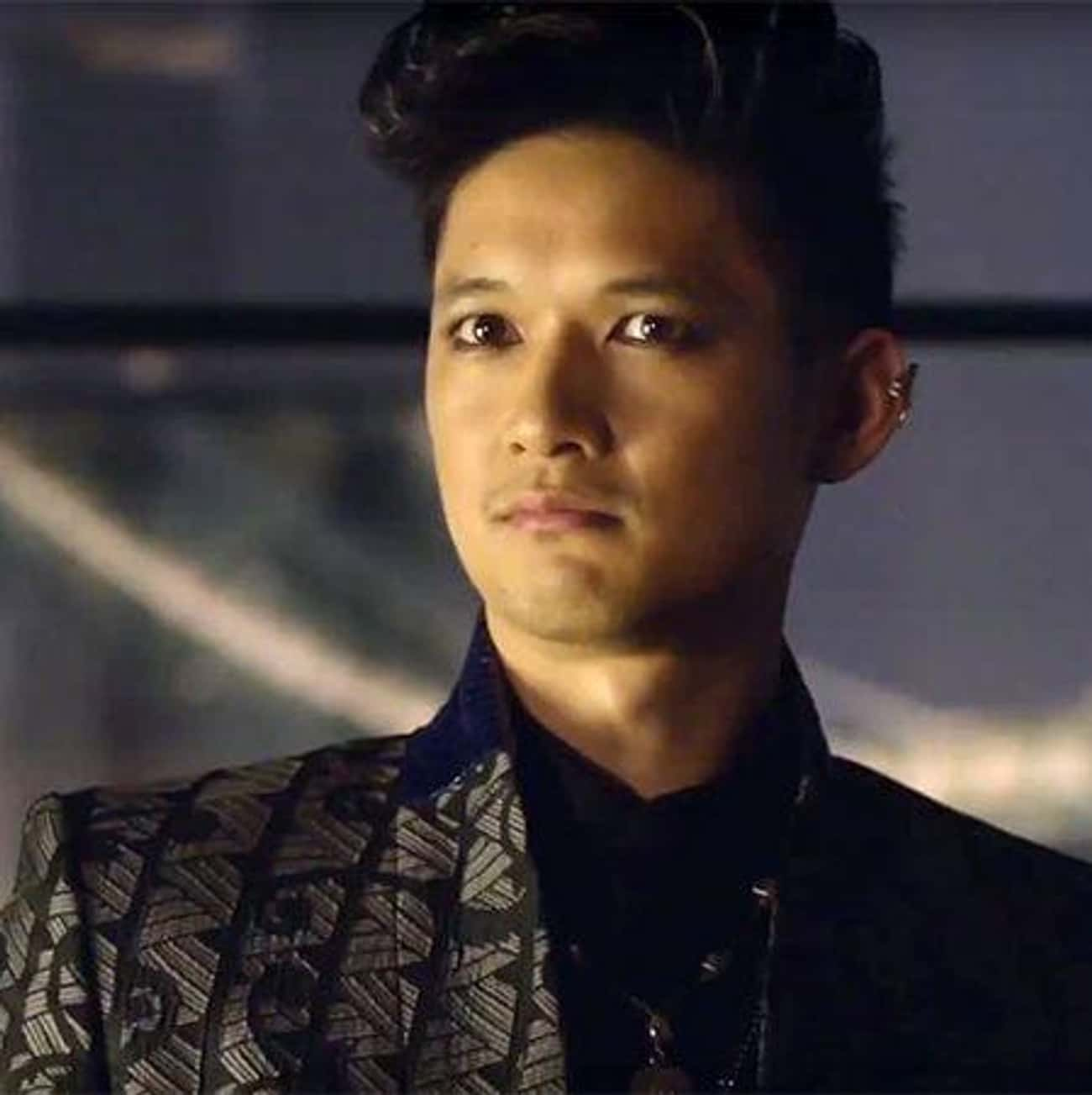 Magnus Bane is listed (or ranked) 3 on the list The Best Asian TV Characters In 2019
