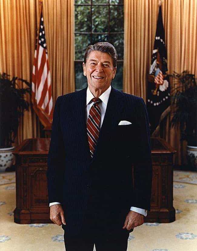 President Reagan Partici... is listed (or ranked) 4 on the list How The Real-Life Hands Across America Informs The Message Of Jordan Peele's 'Us'