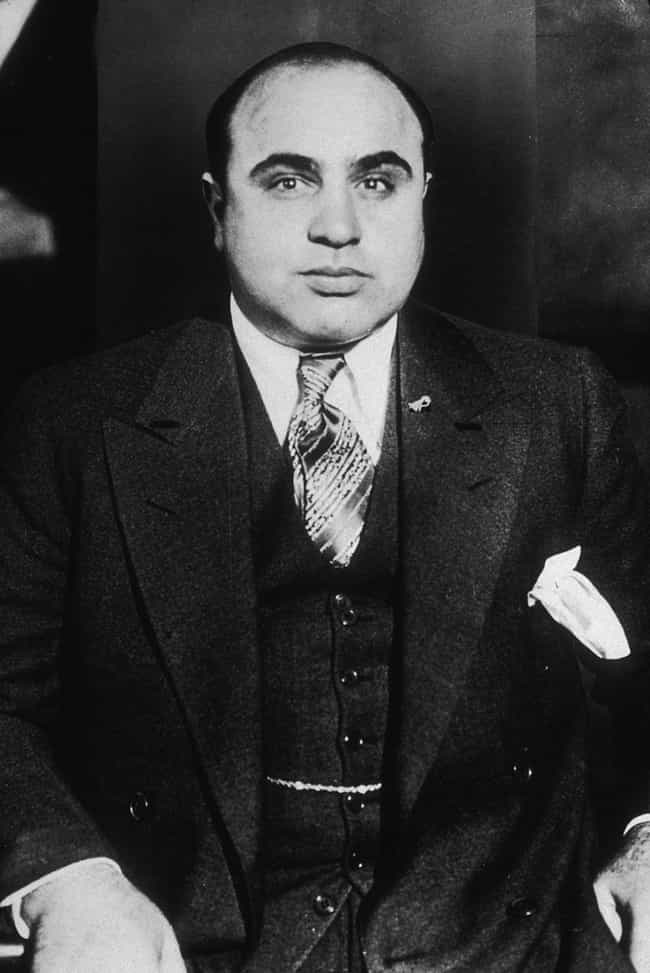 He Got His Famous Scarred Face... is listed (or ranked) 3 on the list Al Capone's Childhood Was The Stuff Of American Myth