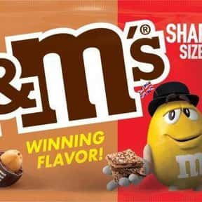English Toffee M&Ms is listed (or ranked) 20 on the list The Best Flavors of M&Ms