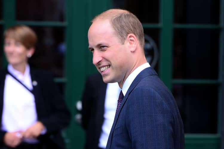 He Could Step Aside For William - But Don't Bet On It